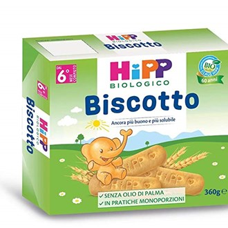 HiPP Biscotto solubile 360Gr
