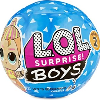 LOL Surprise Boys Serie 2 Giochi Preziosi