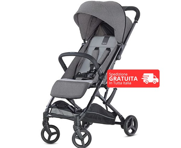 Inglesina passeggino Sketch Grey